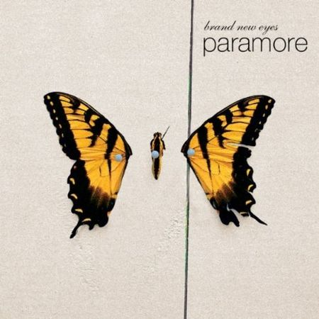 brand new eyes paramore. Brand New Eyes, out now.